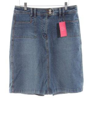 Street One Denim Skirt blue casual look