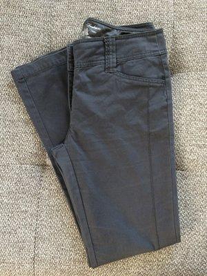 Street One Jeggins Hose Jeans grau 38 Rocco long