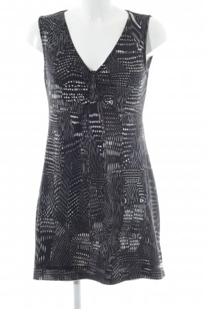 Street One Jerseykleid abstrakter Druck Casual-Look