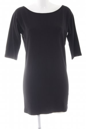 Street One Jerseykleid schwarz Elegant