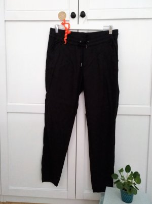 Street One Sweat Pants black lyocell