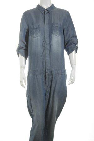 Street One Jumpsuit blau Casual-Look