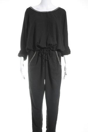Street One Jumpsuit schwarz Elegant