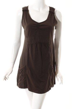 Street One Kleid dunkelbraun klassischer Stil