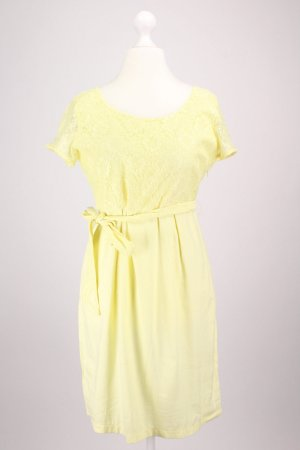 Street One Kleid gelb Größe 40