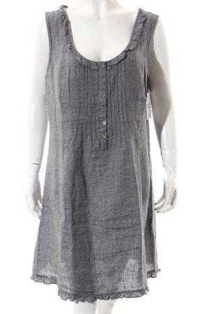 Street One Kleid grau Casual-Look
