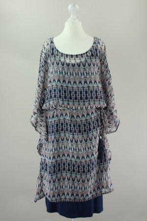 Street One Kleid mehrfarbig Größe 36 1710330380497