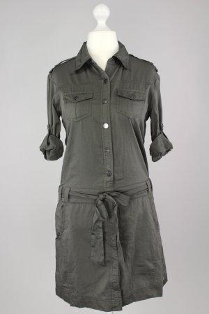 Street One Kleid olivgrün Größe 38 1711390360497