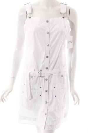 Street One Kleid weiß sportlicher Stil