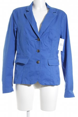 Street One Kurz-Blazer blau Casual-Look