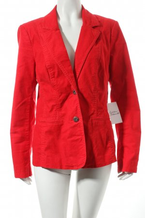 Street One Kurz-Blazer rot Casual-Look