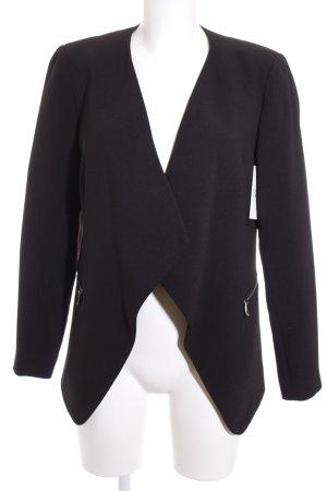 Street One Long-Blazer schwarz Elegant