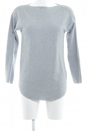 Street One Long Sweater light grey casual look