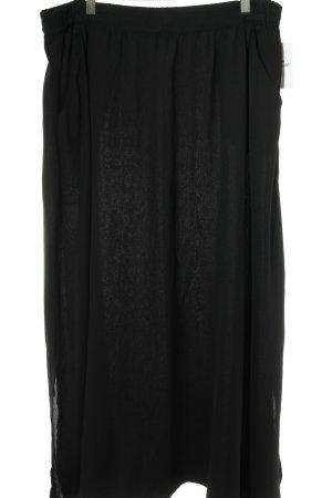 Street One Maxi Skirt black casual look