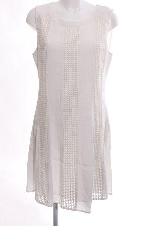 Street One Midi-jurk wit casual uitstraling