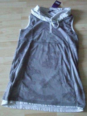 Street One Minikleid – Longshirt  - Mesh
