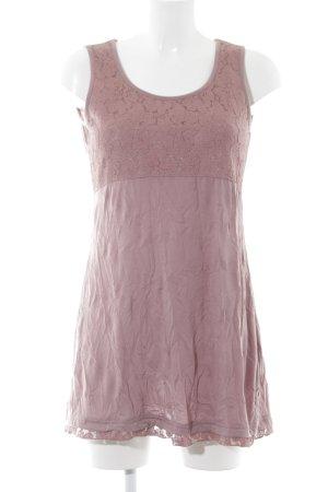 Street One Minikleid nude-rosé Casual-Look