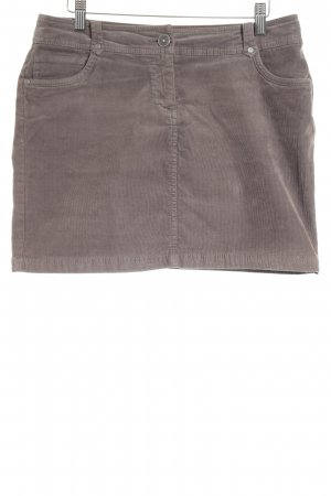 Street One Miniskirt green grey casual look