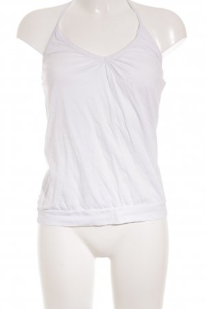 Street One Halter Top white casual look