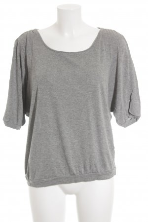 Street One Oversized Shirt grau Casual-Look