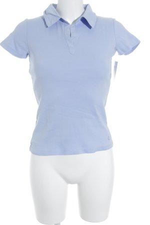 Street One Polo-Shirt himmelblau sportlicher Stil