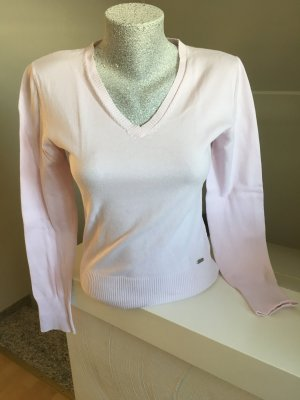 Street One, Pullover, rosa, Größe 38