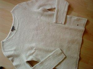 Street One Crewneck Sweater natural white