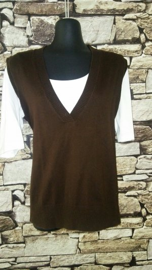 Street One Fine Knitted Cardigan brown