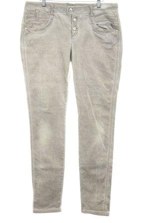 "Street One Drainpipe Trousers ""MAXI"" beige"