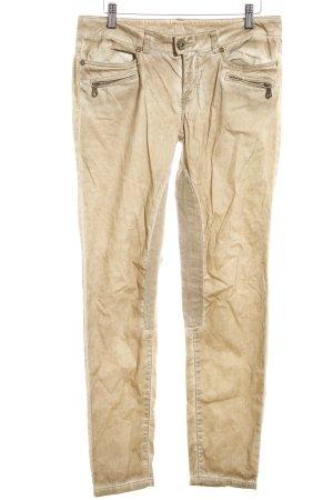 "Street One Pantalon cigarette ""Maxima"" brun sable"
