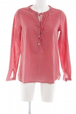 Street One Schlupf-Bluse rot Casual-Look