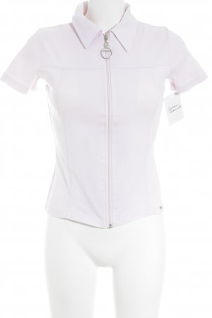 Street One Veste chemise rose clair style athlétique
