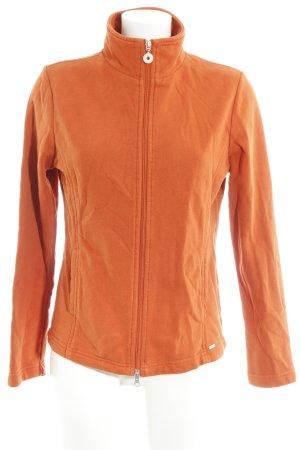 Street One Shirt Jacket neon orange casual look