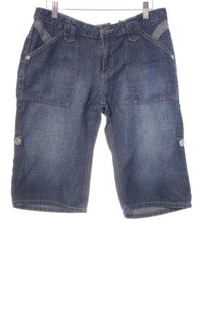 Street One Shorts blau Casual-Look