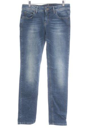 Street One Skinny Jeans blau Jeans-Optik