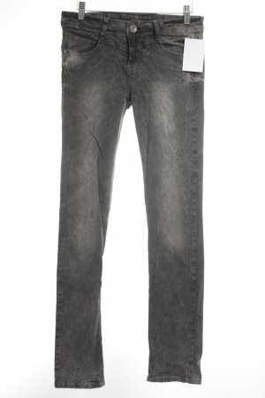 Street One Skinny Jeans grau Casual-Look