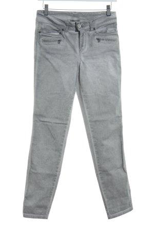 "Street One Skinny Jeans ""Maxim"" graubraun"