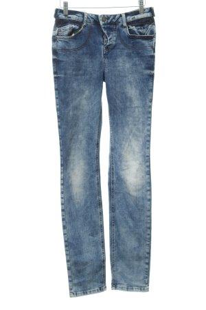 Street One Skinny Jeans mehrfarbig Urban-Look