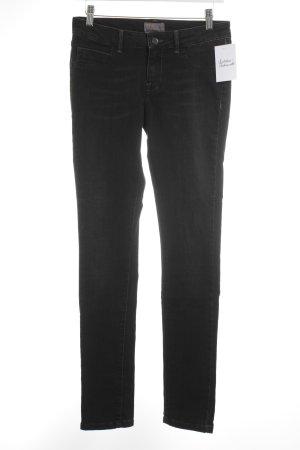 Street One Skinny Jeans schwarz Casual-Look