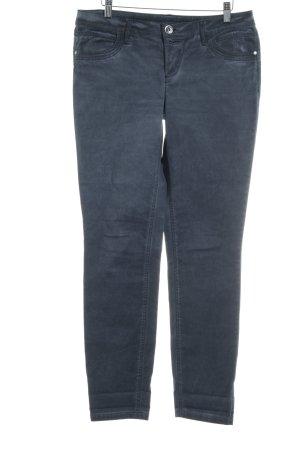 Street One Slim Jeans graublau Casual-Look