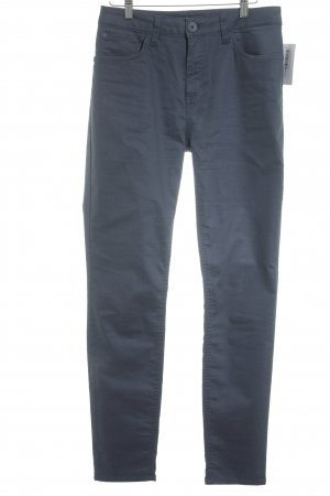 Street One Slim Jeans graublau Casual-Look