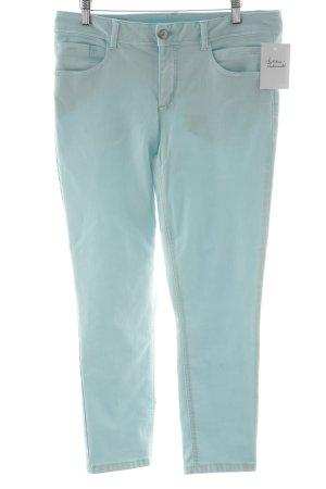 Street One Slim Jeans hellblau Casual-Look
