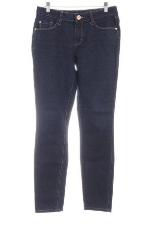 "Street One Slim Jeans ""YORK"" dunkelblau"