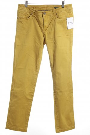 "Street One Slim Jeans ""Yulie"" limettengelb"