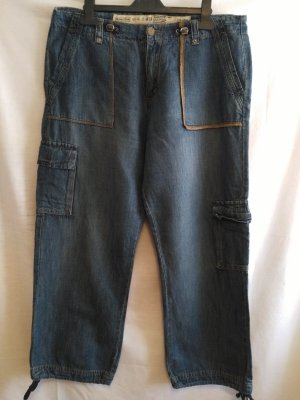 Street One 7/8-jeans blauw