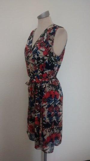 Street One Sommerkleid Minikleid Gr. 38 Kleid Blumen neu Tunika Sommer