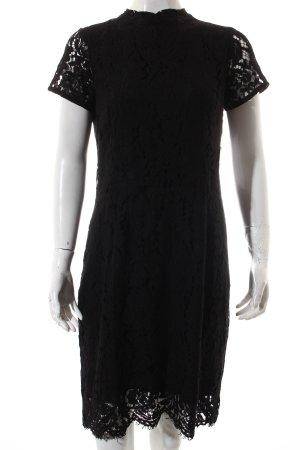 Street One Spitzenkleid schwarz klassischer Stil