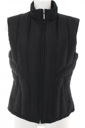 Street One Quilted Gilet black casual look