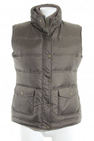 Street One Gewatteerd vest brons Applicatie