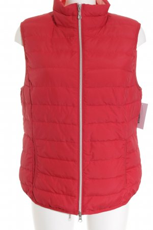 Street One Steppweste rot Casual-Look